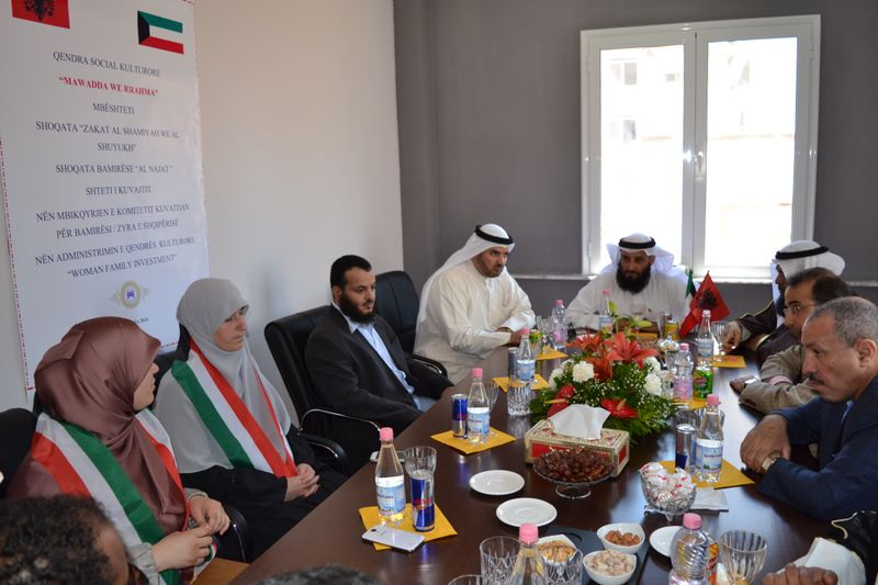 الوندة: العمل الخيري الكويتي جاب الكرة الأرضية