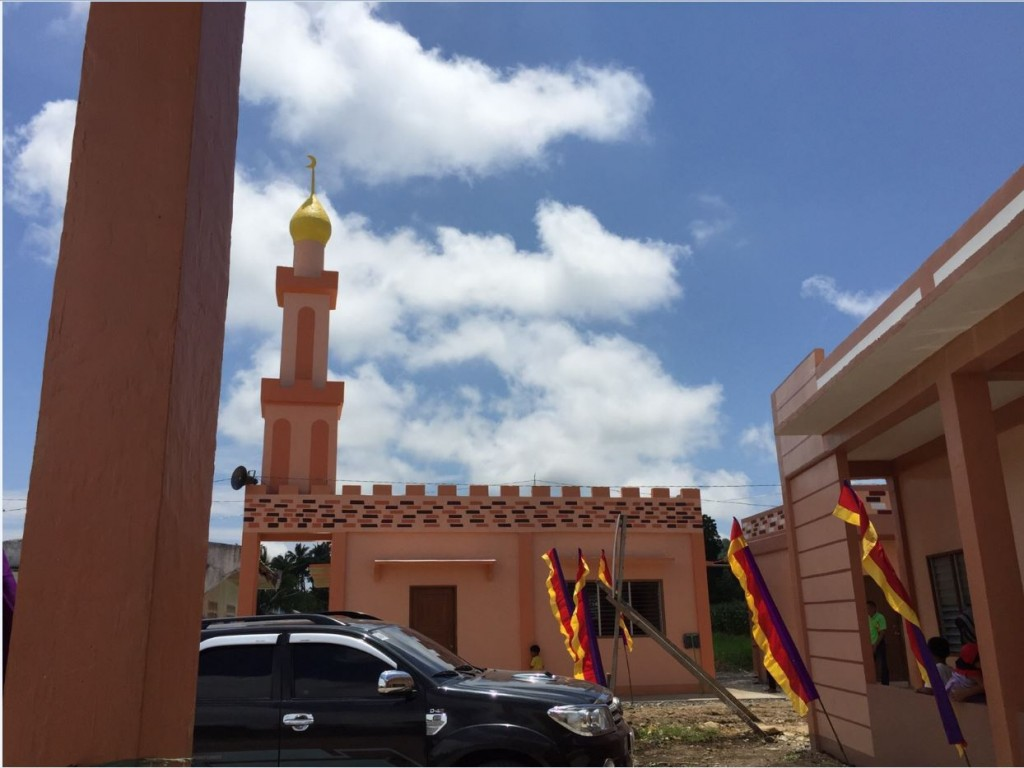 مركز إسلامي بالفلبين