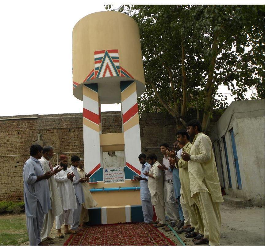 بئر في باكستان