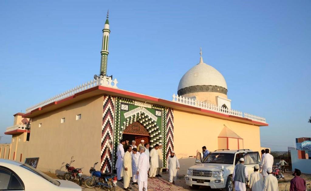 بناء مساجد كيفان