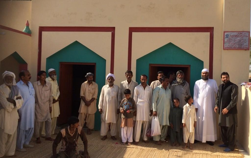 افتتاح مركز إسلامي بباكستان