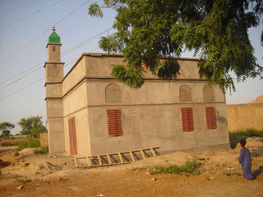 مساجد النجاة في تشاد