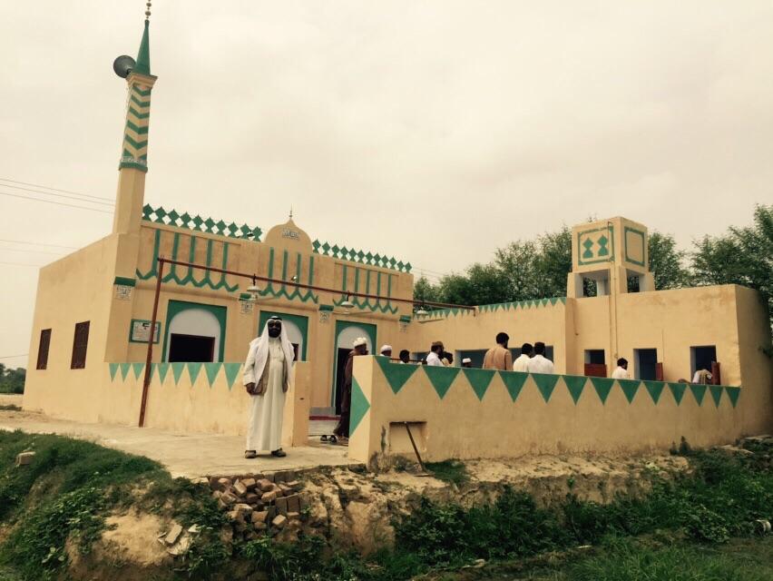 مسجد النجاة بباكستان