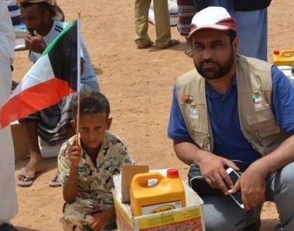 إغاثة لاجئي اليمن