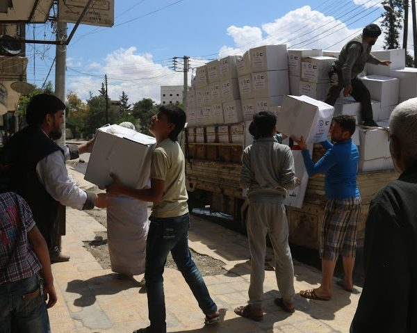 مشروع أغيثوا حلب