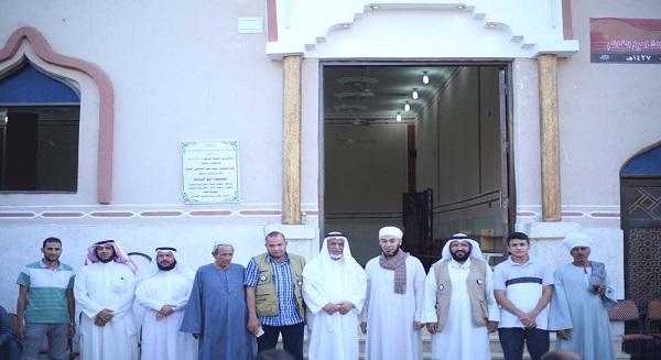 بناء المساجد - بناء مسجد