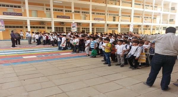 تعليم الطلاب السوريين المتعثرين بالكويت