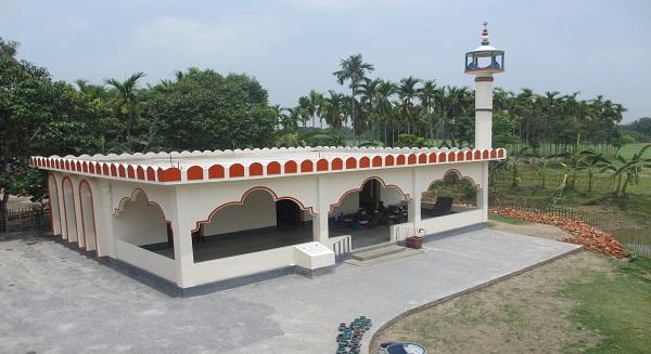 مشروع بناء المسجد خارج الكويت