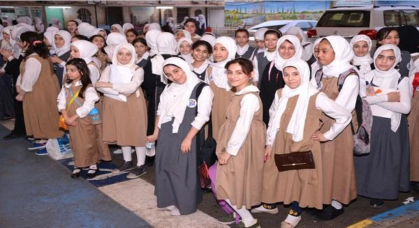 """""""1570"""" من أبناء الجالية السورية في الكويت التحقوا بركب التعليم"""