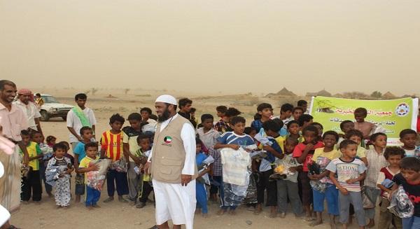 لجنة زكاة الرميثية تناشد أهل الخير إغاثة أهل اليمن
