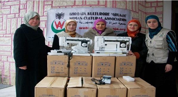 النجاة الخيرية تنفذ مشاريع خيرية في دول البلقان