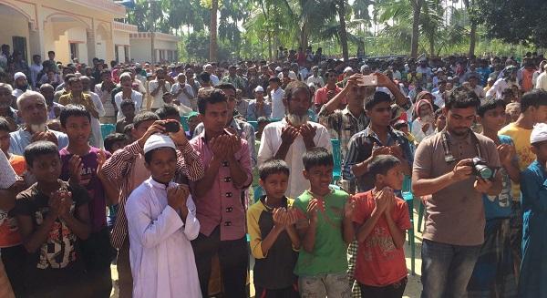 لجنة زكاة الفحيحيحل افتتحت مجمع سلطان الدبوس الخيري ببنجلاديش