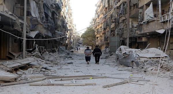 لجنة زكاة العثمان تهيب بالخيرين دعم ومساندة حملة #حلب_تباد