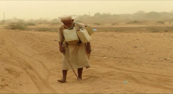 مشكلة المياه في اليمن
