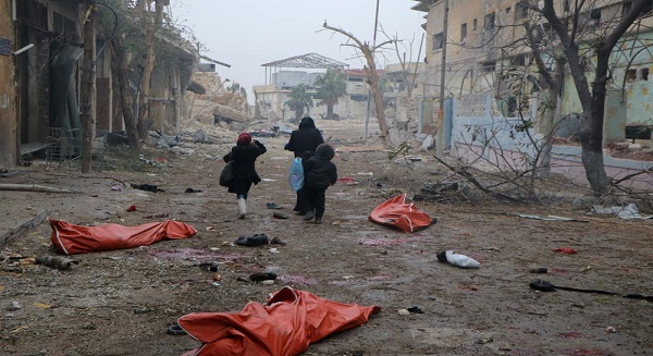 لجنة زكاة سلوى إغاثة حلب واجب ديني وأخلاقي وإنساني