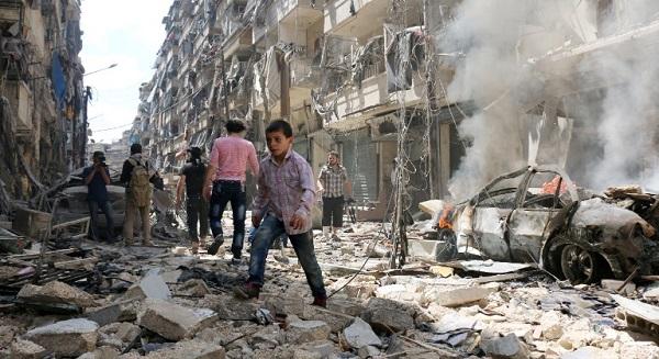 """جمعية النجاة الخيرية تناشد المحسنين المساهمة في حملة """" حلب تباد """""""