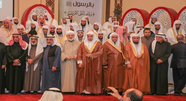ورتل صرح قرآني يدرس به أكثر من 6000 طالب عبر 400 حلقة يقوم بها 150 معلم