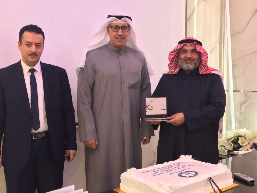 جمعية النجاة الخيرية كرمت شركاء النجاح