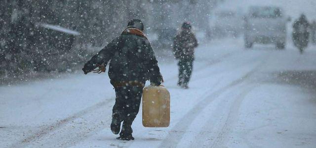النجاة الخيرية تناشد المحسنين إغاثة اللاجئين السوريين بمخيمات عرسال