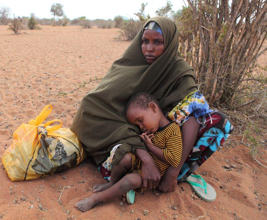 الصومال تستغيث