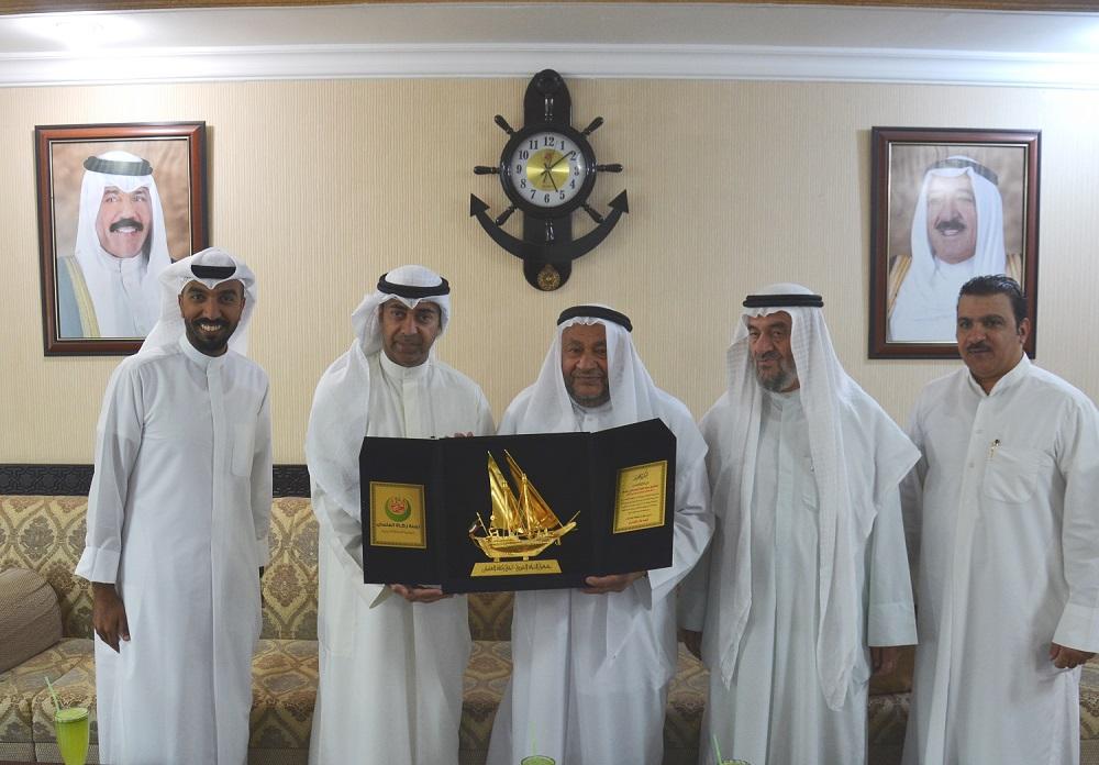 لجنة زكاة العثمان في ضيافة نادي مصارف الكويت