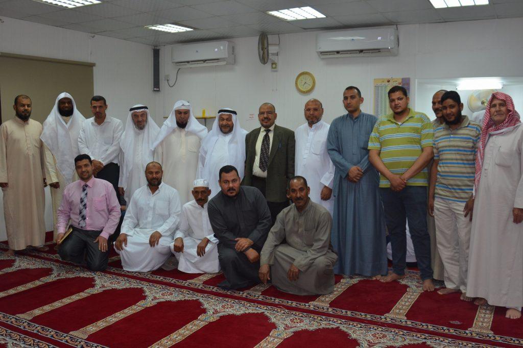 لجنة زكاة العثمان نظمت ملتقى لتكريم المعتمرين