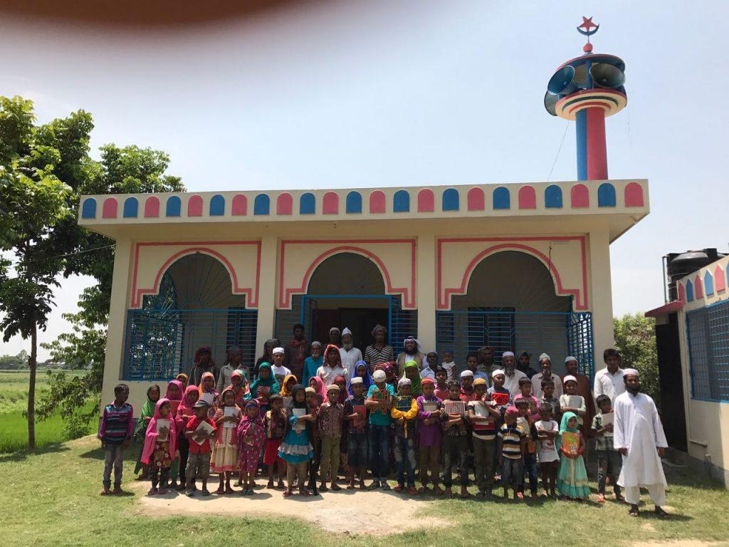 النجاة الخيرية: بناء 20 مسجدا ودار للأيتام وحفر 8 آبار حصاد زيارة بنجلاديش