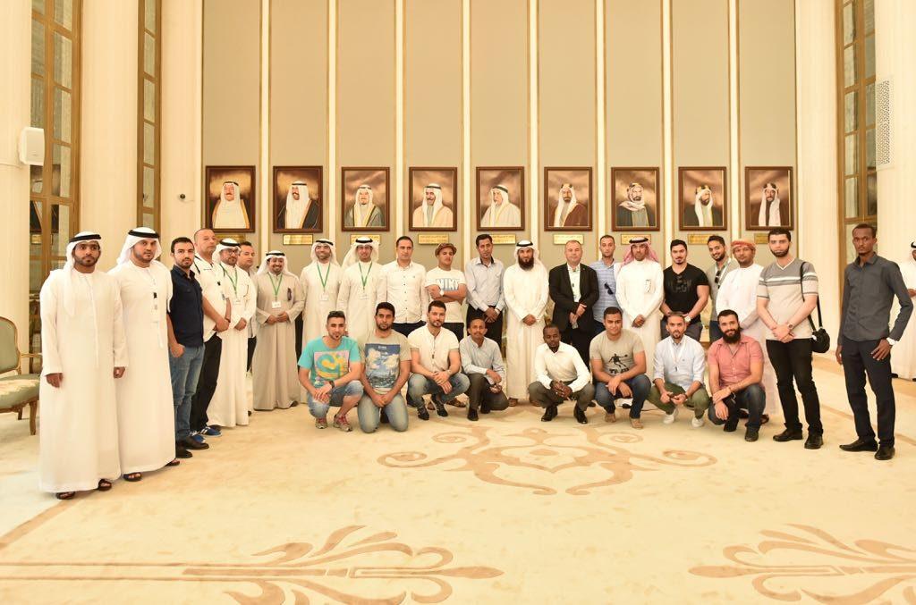 النجاة الخيرية: مبادرة الكويت عاصمة الشباب العربي 2017 دافع قوي للعمل الإنساني