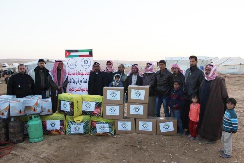 بعد نجاح المرحلة الأولى من حملة #دفئا_ وسلاماً النجاة الخيرية تطرح المرحلة الثانية