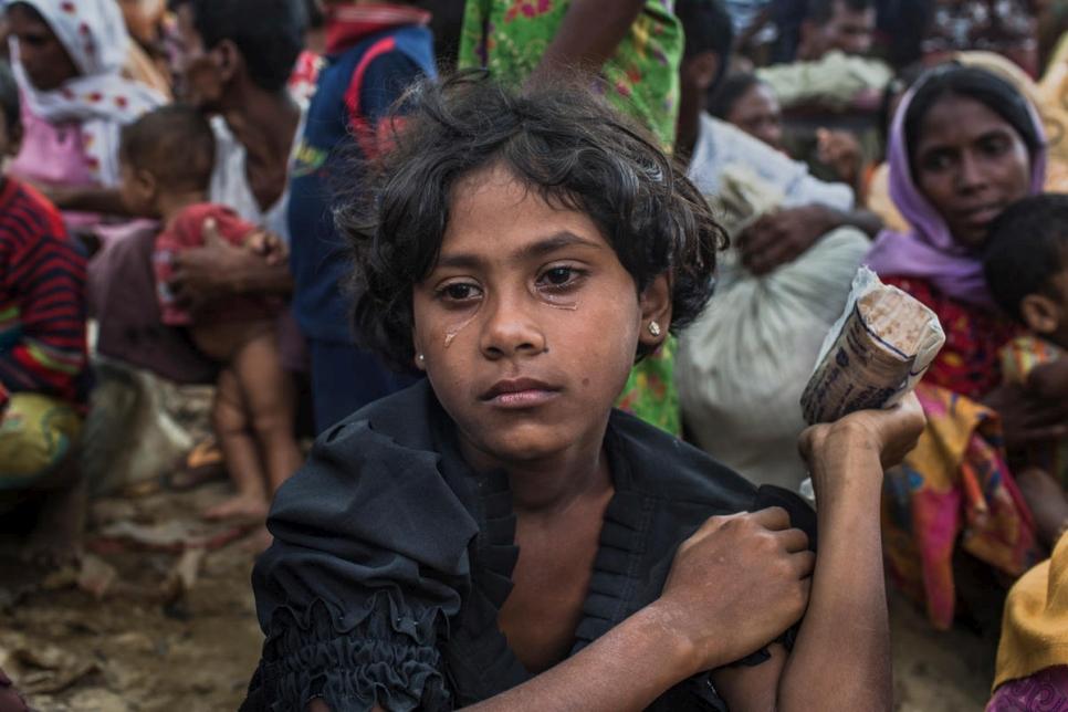 في بنغلاديش، أطفال اللاجئين الروهينغا يتجاوزون طفولتهم لتحمل المسؤولية
