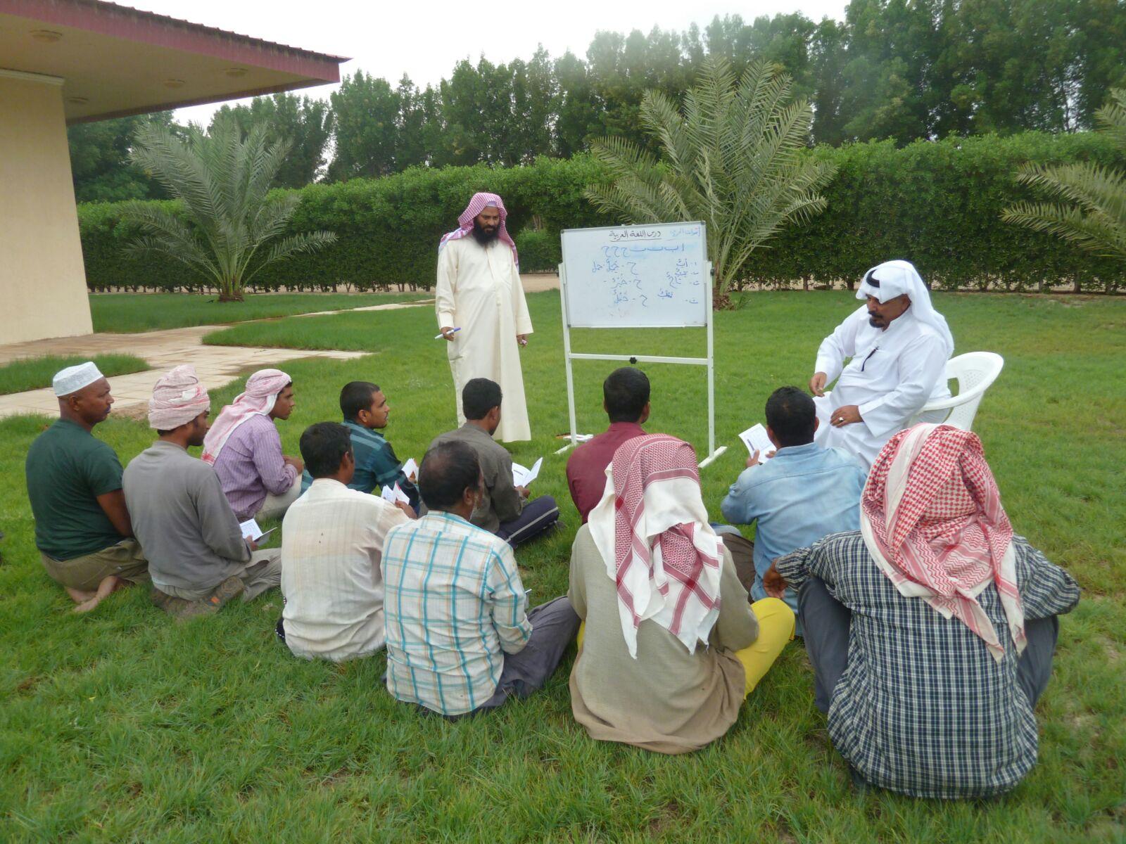 التعريف بالإسلام: إشهار إسلام 15 مهتديا وتنظيم محاضرات دعوية وأنشطة ثقافية بالأحمدي