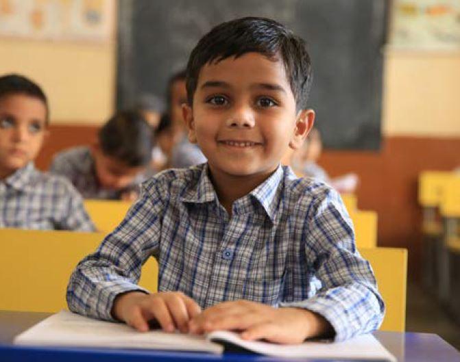 لجنة زكاة سلوى: دار كبرى للأيتام ومركز تعليمي بالهند