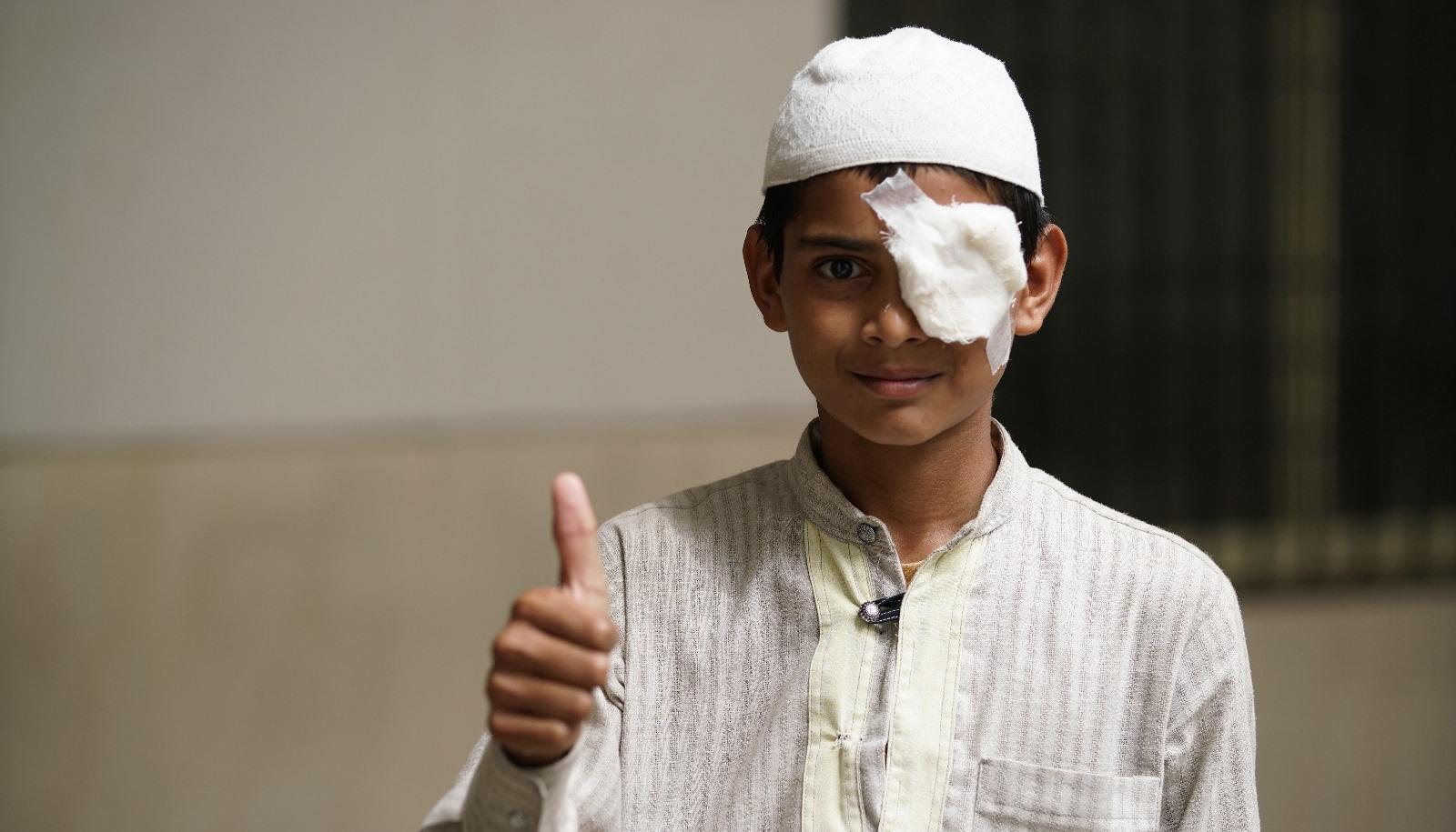 """النجاة الخيرية: أكثر من 25 ألف مستفيد من مخيمات """"إبصار"""""""
