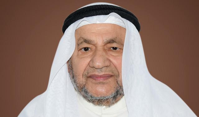 العم أحمد باقر الكندري؛ مدير عام لجنة زكاة العثمان