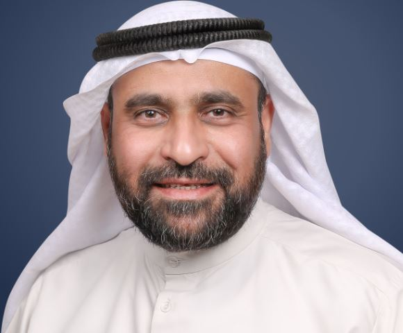 إيهاب الدبوس؛ مدير عام لجنة زكاة الفحيحيل التابعة لجمعية النجاة الخيرية