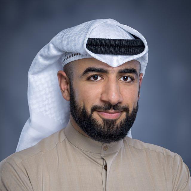 عمار الكندري؛ مدير العلاقات العامة والإعلام والموارد بلجنة التعريف بالإسلام