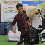 زكاة الفحيحيل: نسعى لتوفير 200 حقيبة مدرسية لطلاب العلم باليمن