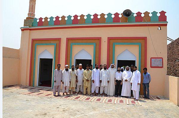 """لجنة زكاة سلوى تطرح مشروع بناء مسجد الأسرة """"بالتقسيط"""""""