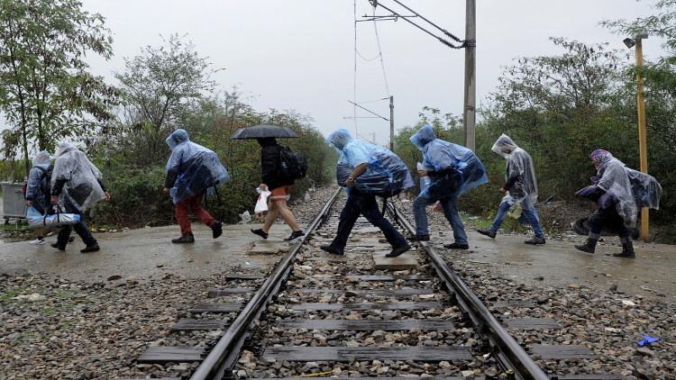 اللاجئن في ألمانيا