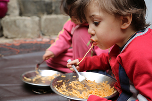 10 حقائق عن الجوع في سوريا