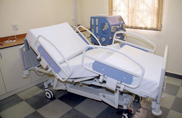 """""""النجاة"""" تنشئ مركز الغسيل الكلوي الطبي ببنغلاديش"""
