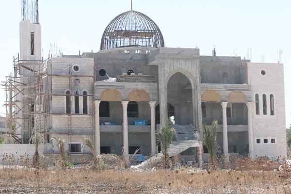 لجنة زكاة الشامية: بناء المساجد يوفر المياه للمناطق الفقيرة
