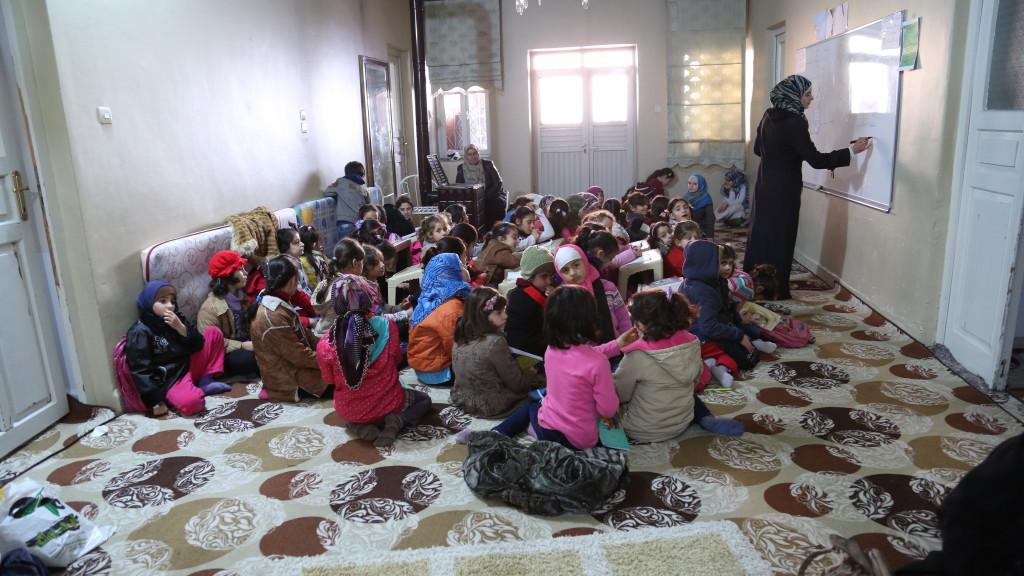 مشروع حلقات تحفيظ القرآن الكريم
