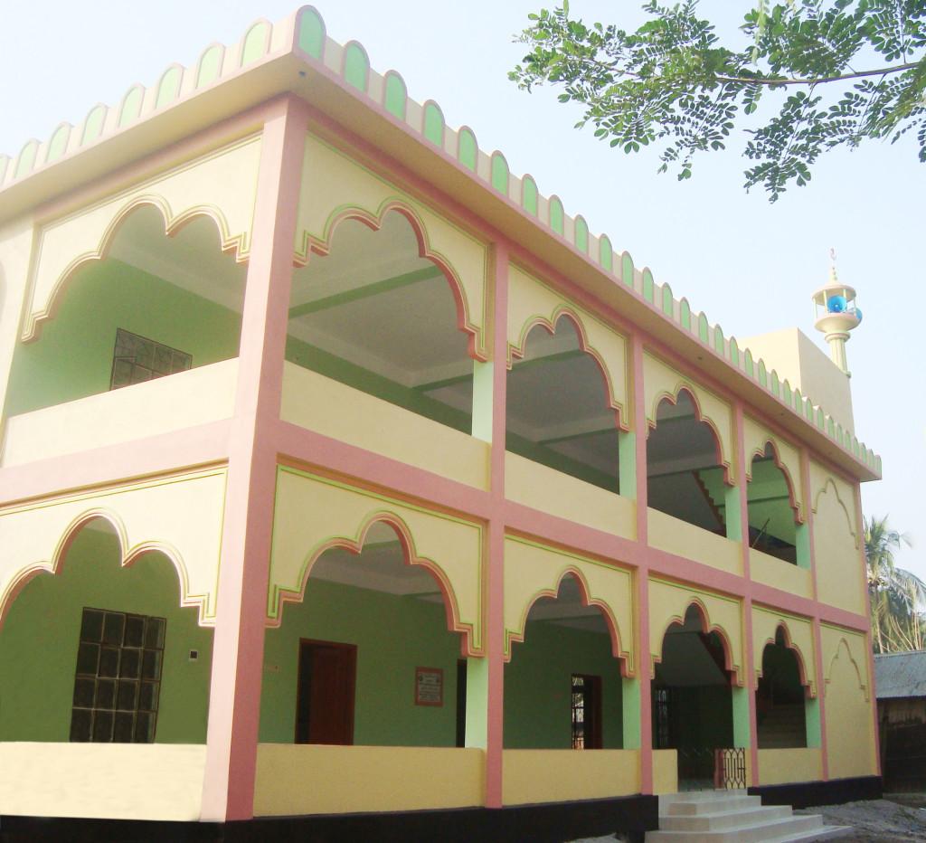مشروع بناء المساجد والمراكز الإسلامية