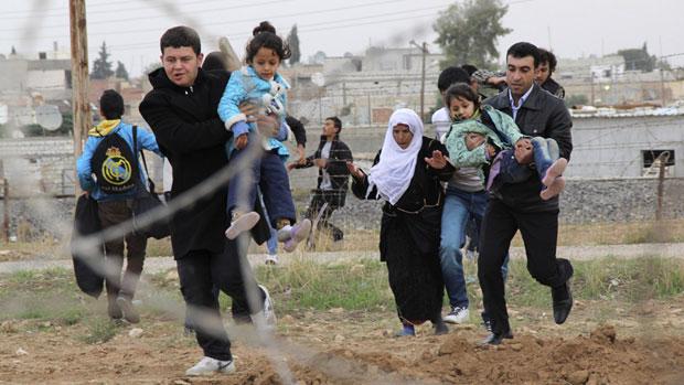 دفع الزكاة لمساعدة اللاجئين